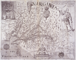 captain john smith history of virginia 1624 Captain john smith, map of virginia, circa 1606 context this map is attributed to captain john smith (1580-1631) and is one of the earliest representations of virginia.