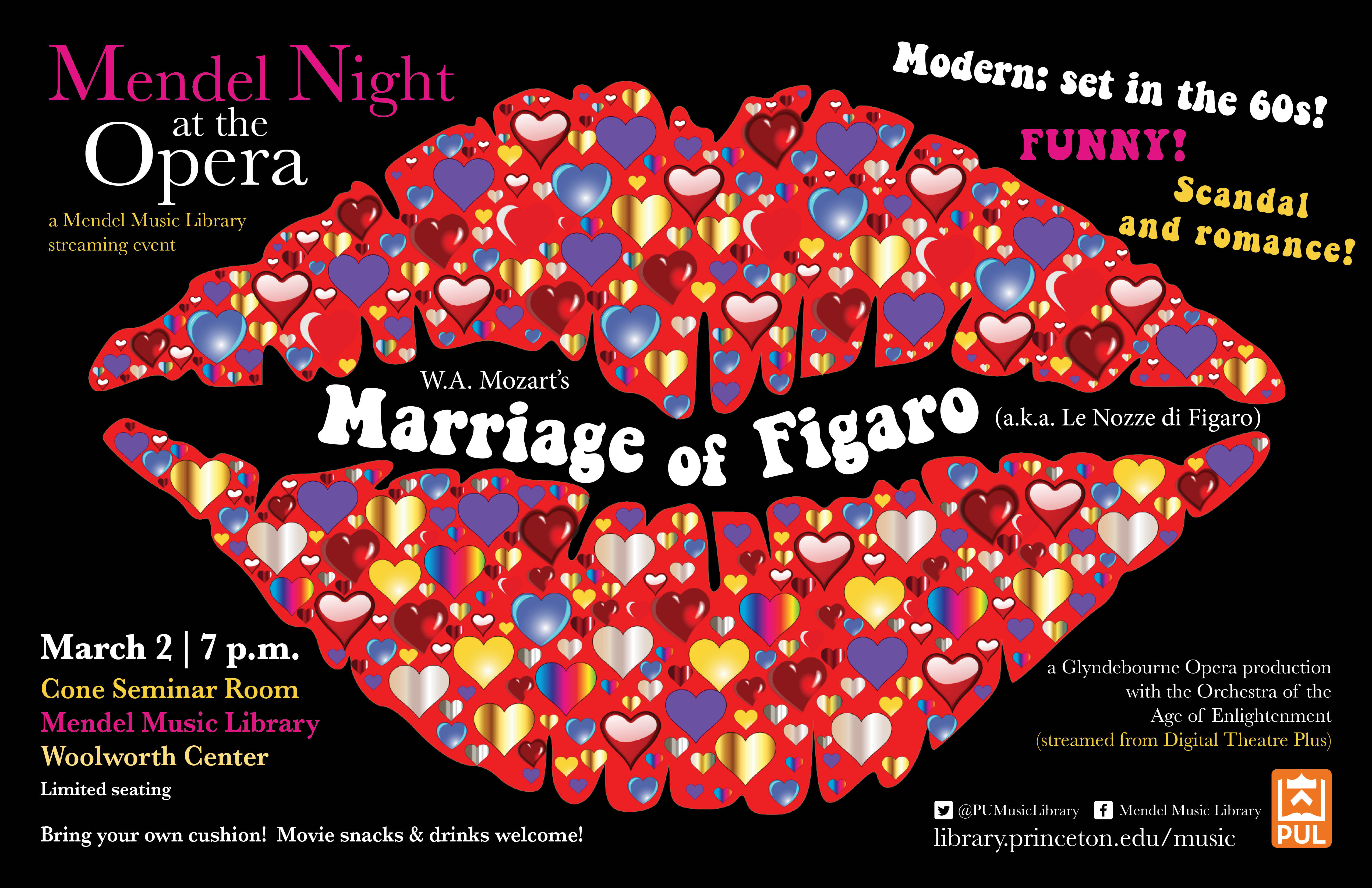 Mendel Night at the Opera - Figaro