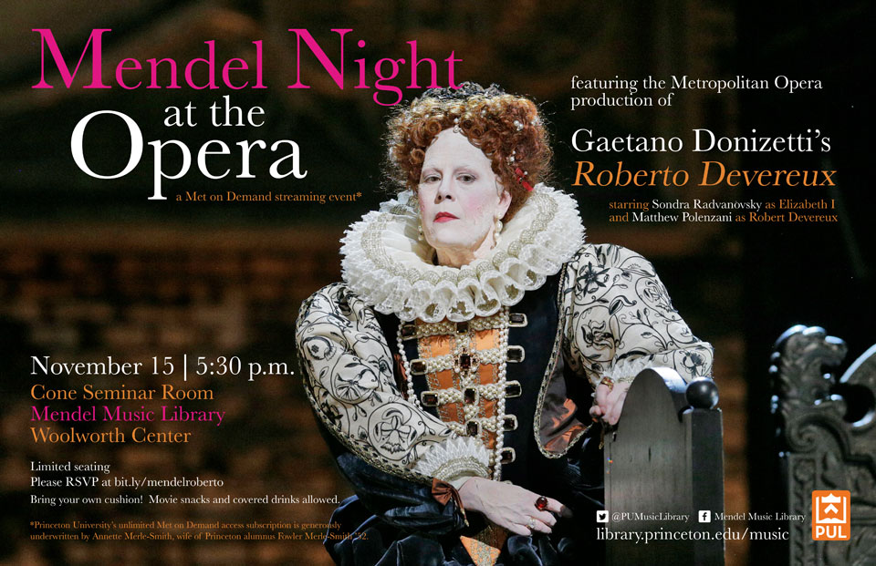 Mendel Night at the Opera
