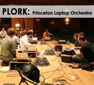 Princeton University Laptop Orchestra