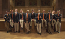 Princeton Footnotes, a cappella group