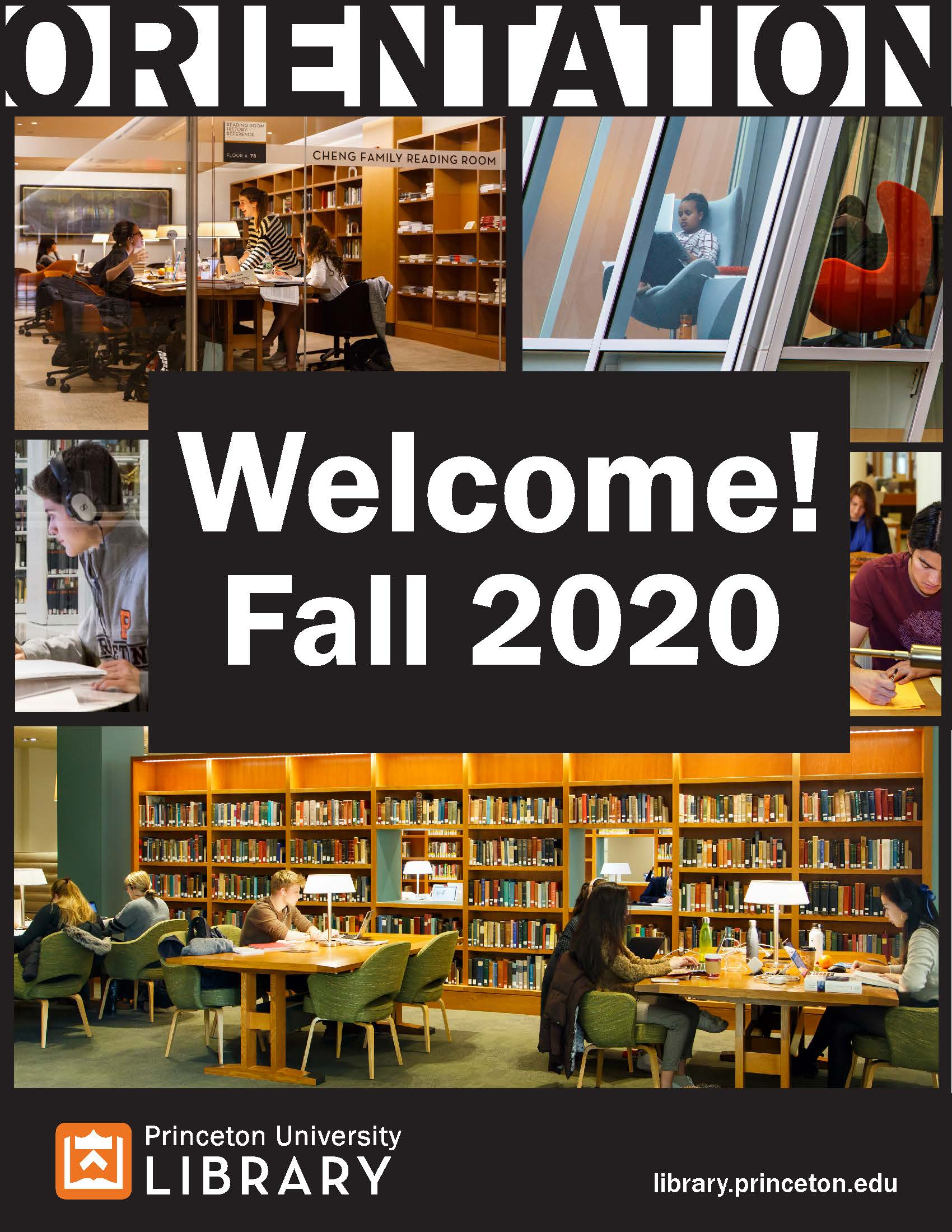 Orientation Welcome Fall 2020