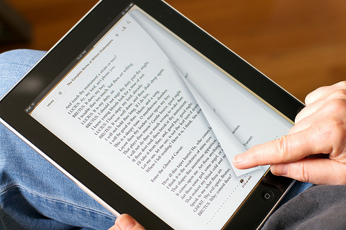 Ipad Reading Device