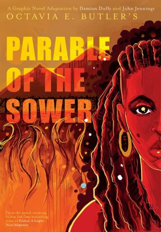 Cover of the Parable of the Sower graphic novel