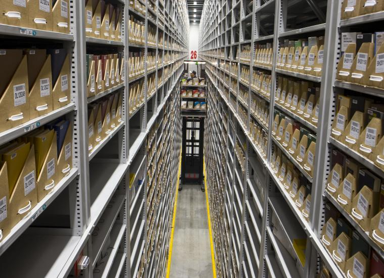 ReCAP storage facility 2