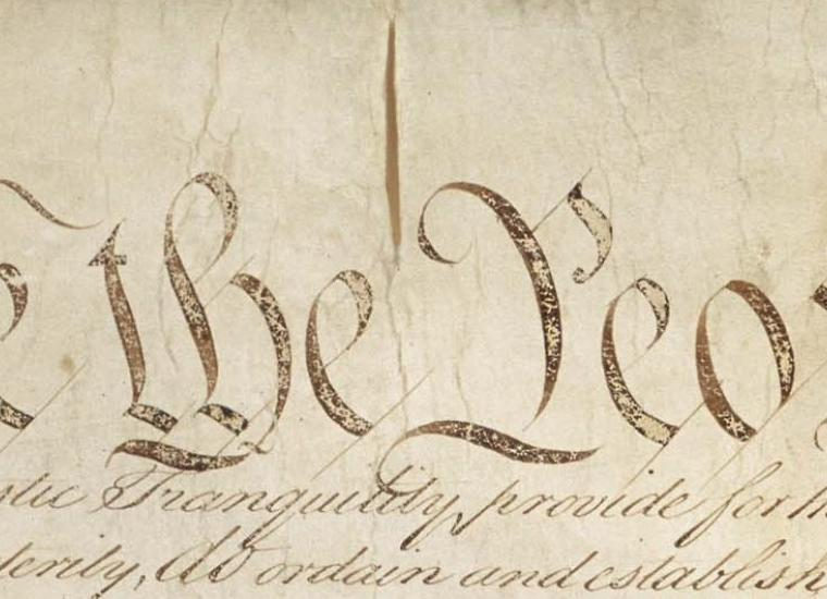 Constitution Day at the Library