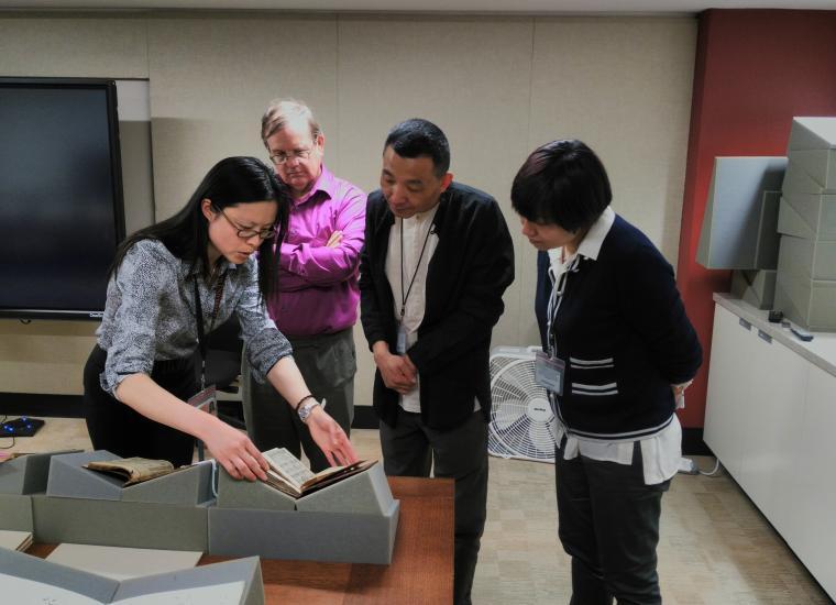 Minjie Chen, Martin Heijdra, Cheng Huang, and Haiyan Xu