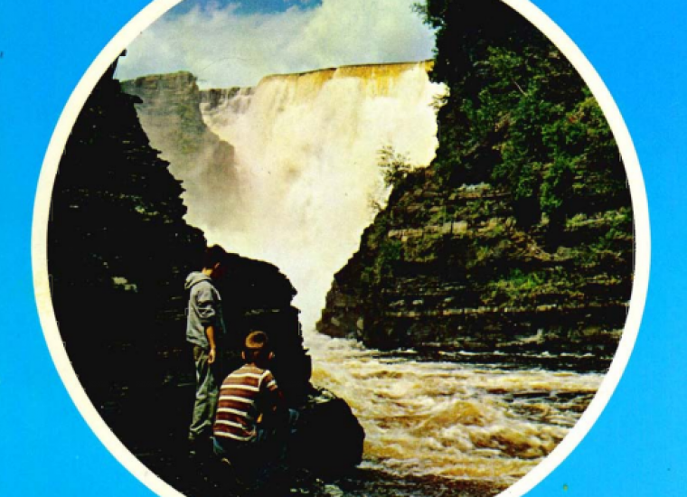 Geology and Scenery Guidebook Cover