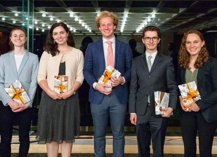Winners of the Elmer Adler Book Collecting Prize