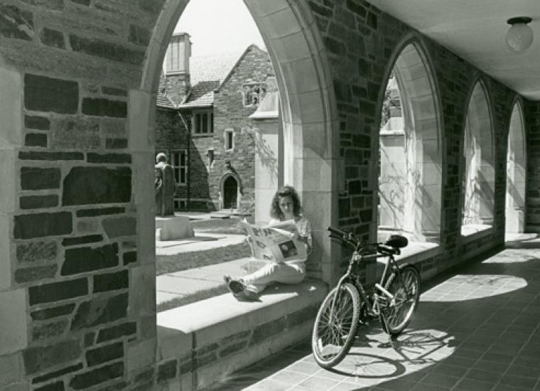 From University Archives, Princeton University Library
