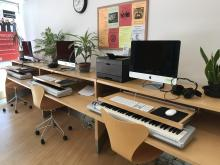 Music authoring workstations