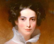 Portrait of Rebecca Gratz