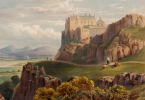 Stirling Castle, 1854