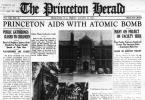 Princeton Herald 1945 issue