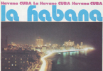 Havana tourism magazine cover