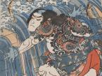 Japanese print tattoos