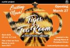 Tiger Tea Room at Firestone Library