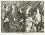 The Family of Charles Patin (1684). Joseph Juster (active  ca. 1690) after the painting by Noël Jouvenet (died 1698).