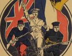 war poster of facts and figures