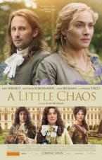 Poster from the movie A Little Chaos