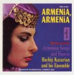 Record sleeve of Armenia, Armenia