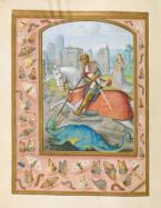 Breviario Grimani : ms. Lat. I 99 = 2138, Biblioteca nazionale marciana, Venezia