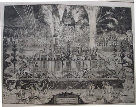 Relation du voyage de Sa Majesté  britannique en Hollande, Hague, 1692. (Ex)1591.178f