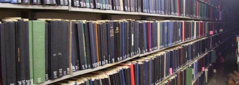 Thesis and dissertation library
