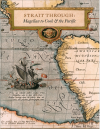 Strait Through: Magellan to Cook & the Pacific (An Illustrated History) Cover