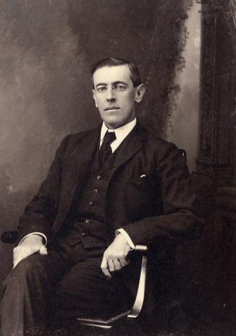 Woodrow Wilson Online Exhibit