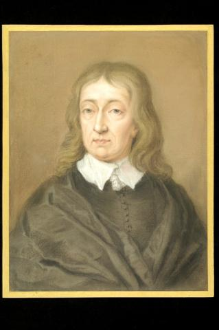 Faithorne portrait - John Rupert Martin, The Portrait of John Milton at Princeton (Princeton, 1961)