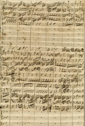 J. S. Bach's Dominica 13 post Trinitat