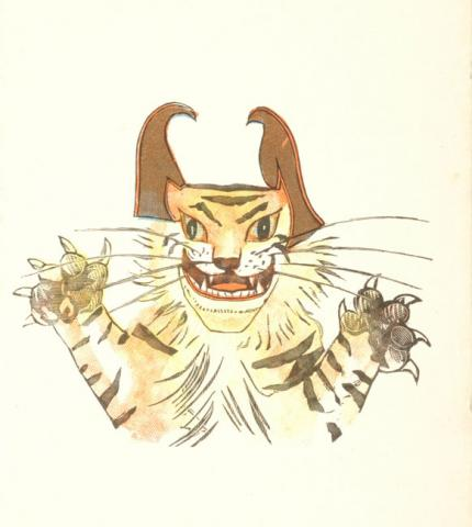 Tigers in Picture Books