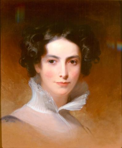 Rebecca Gratz Portrait
