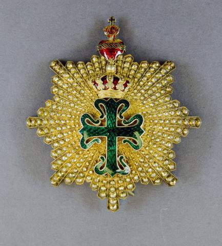 Portugal, Order of Avis, Grand Cross Star, 19th century (RLR)