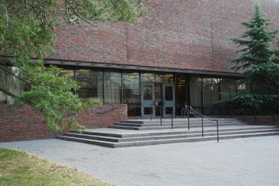 Mudd Library