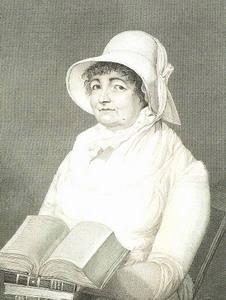 Joanna Southcott  'Drawn and engraved  from life by Wm. Sharp.' 1812  [(GA) GC106 / GA 2007.02010]