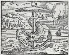 Liber Emblematum/Kunstbuch, Frankfurt am Main, 1566/67. Ex N7710 .A35 1566