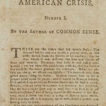 Sid Lapidus Collection on Liberty and the American Revolution