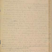 The Great Gatsby Autograph Manuscript