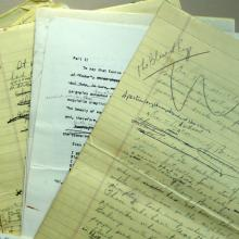 The Papers of Toni Morrison