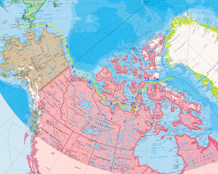 Northwest Passage Today