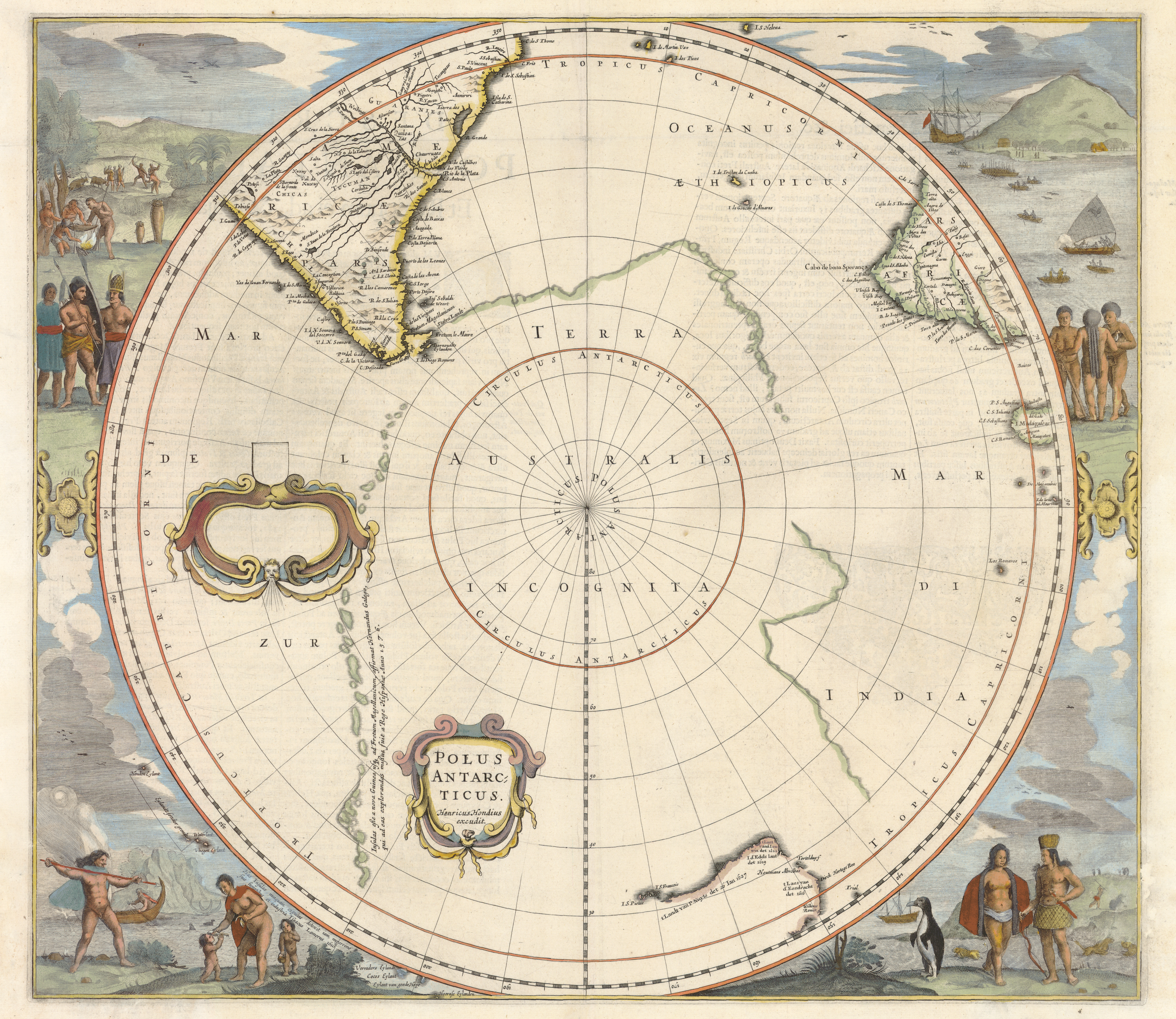 James Cook Second Voyage Cook Out Us Map