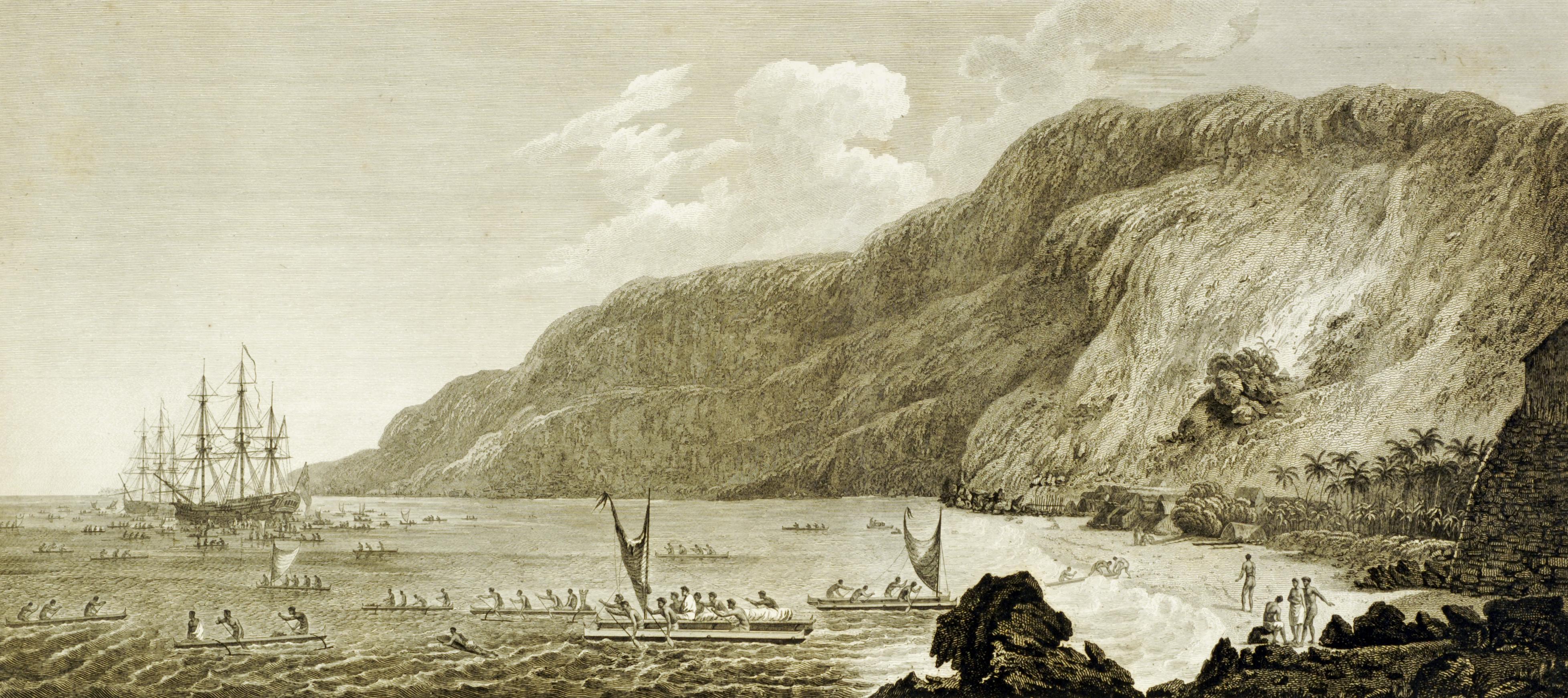 James Cook Third Voyage