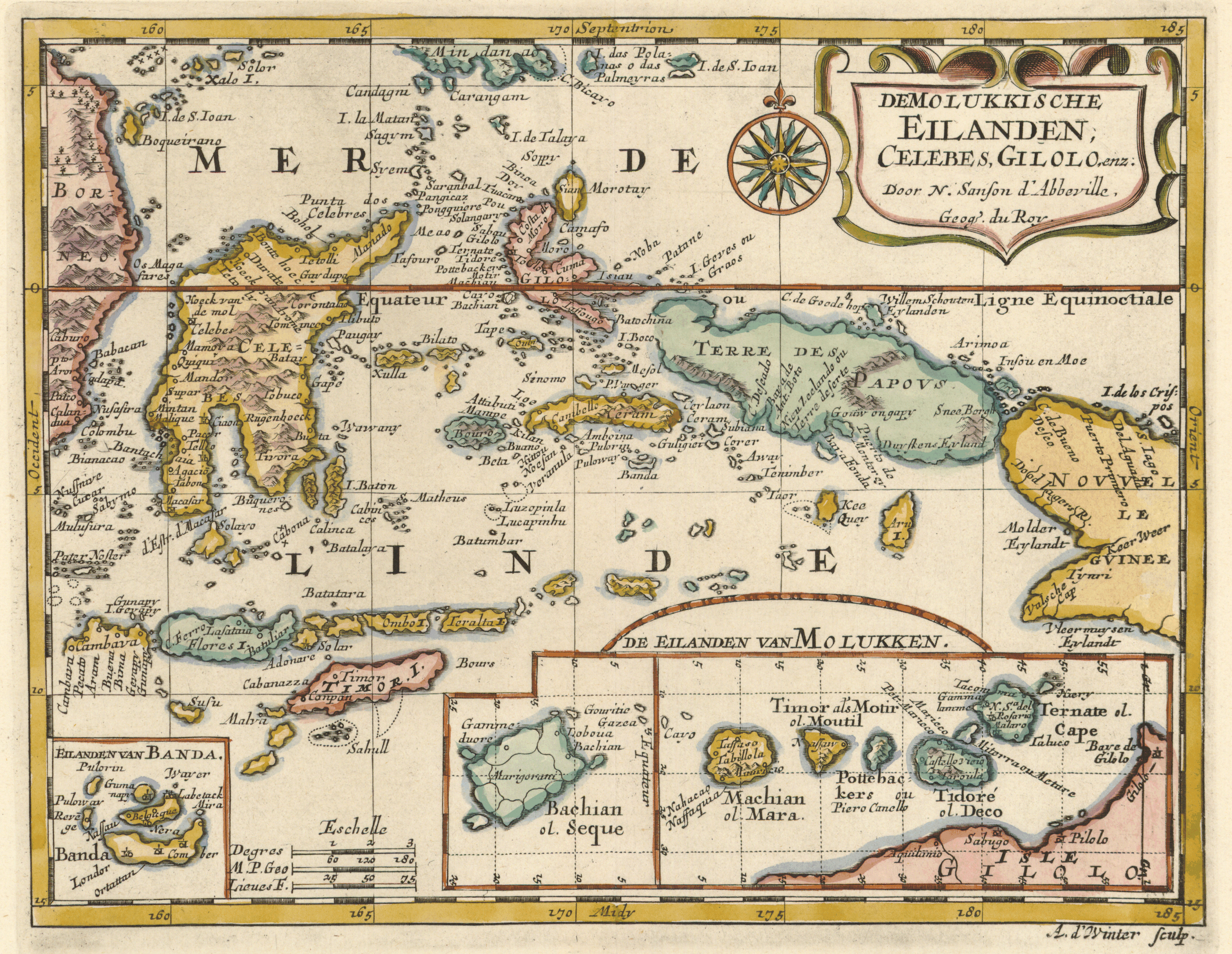 Spice Islands Historic Maps - Portugal map 1500