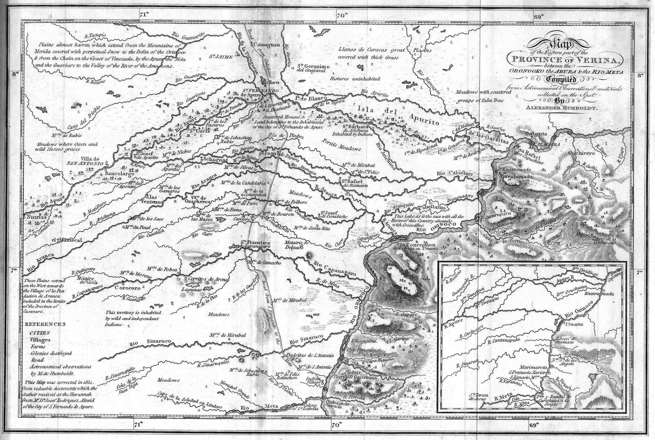 Humboldt Map Verina