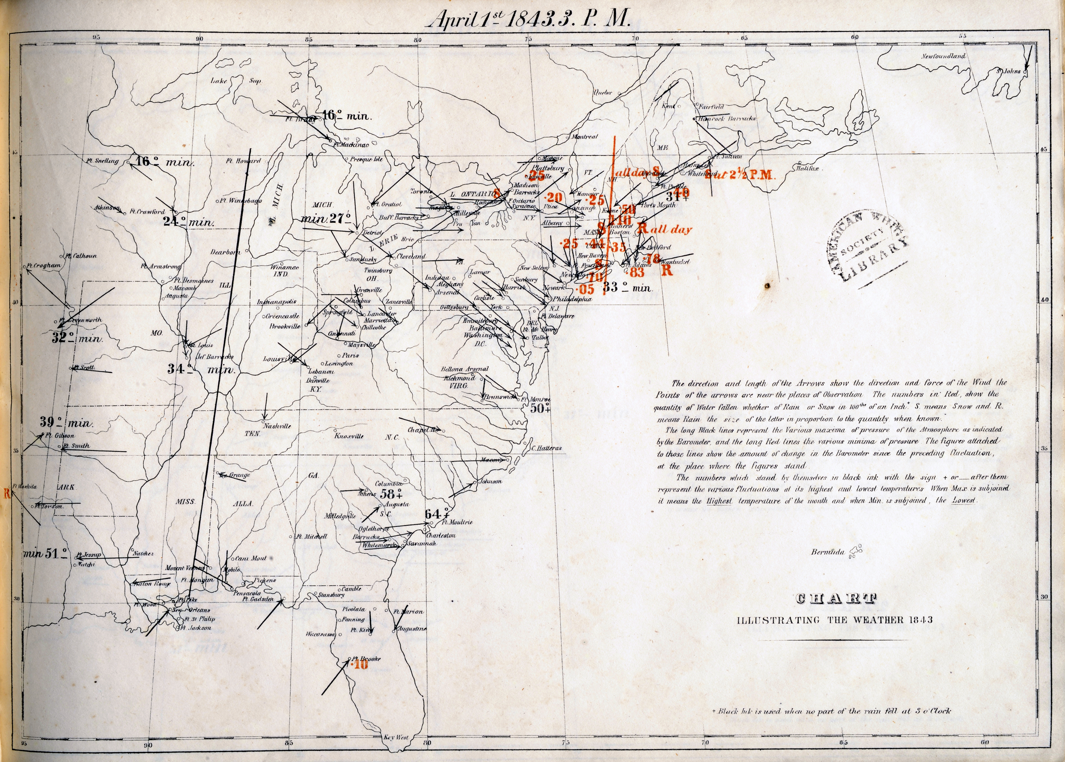 Meteorology - Us weather bureau maps
